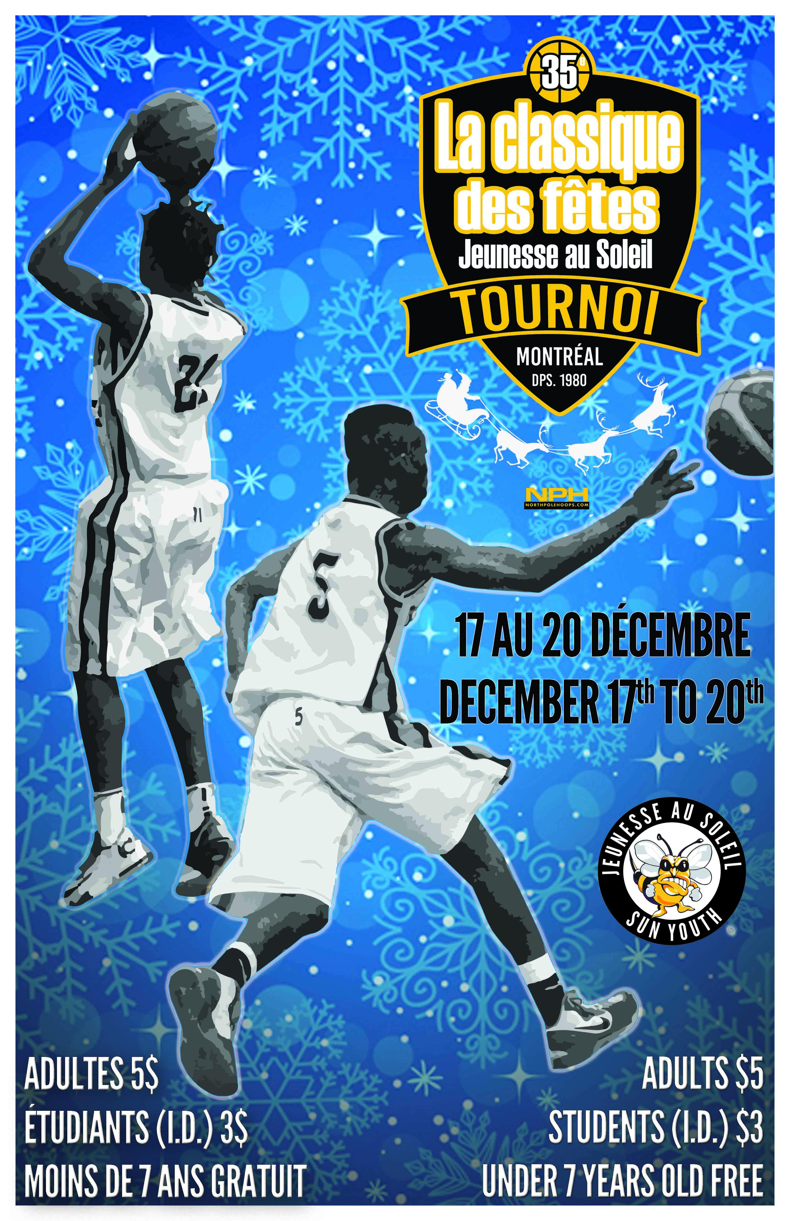 35th holiday basketball tournament
