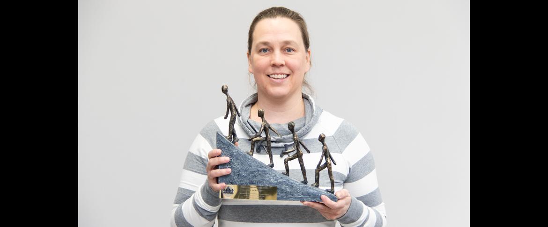 Ann St Arnauld Claude-Beaulieu Award Prix Claude-Beaulieu ROHCMUM
